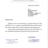 Przedsiębiorstwo Wyrobów Cukierniczych ODRA S.A.